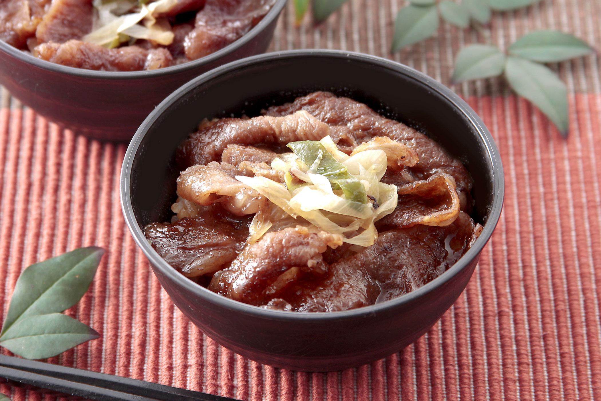 佐賀牛すき焼き丼